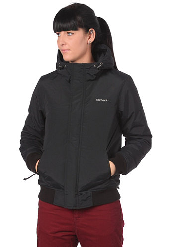 Womens Kodiak Blouson lined black