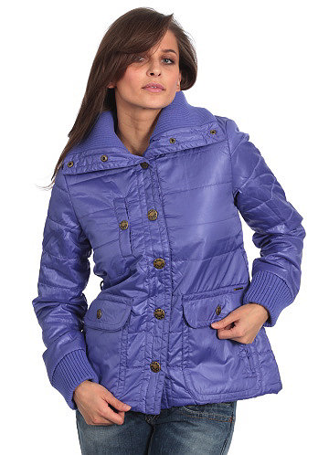 Keep Marchin Jacket soft purple