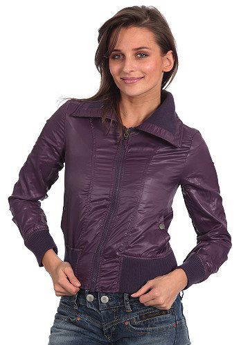 Womens Repo Jacket purple