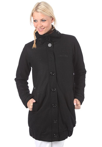 Womens Relax Jacket black loose