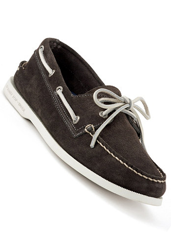 Authentic Original Suede grey