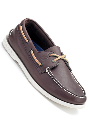 Authentic Original 2 Eye Leather classic brown