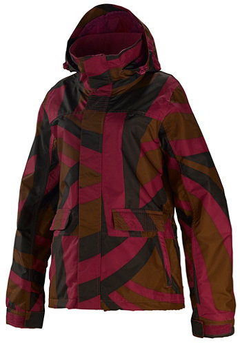 Womens Rapid Jacket 2011 spun out party pink