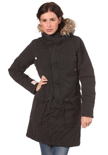 Womens Legion Hedley Coat Jacket black