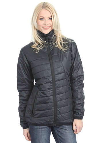 Womens Destine Thermal Jacket 2011 black