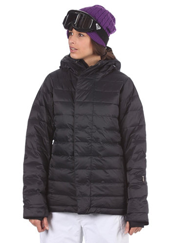 Womens Astro Jacket black