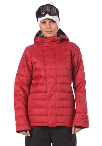 Womens Astro Jacket crimson-b