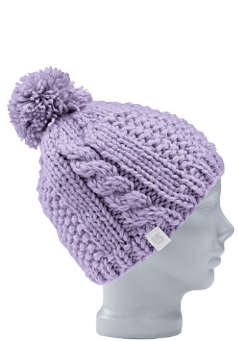 KIDS/ Girls Katie Joe Beanie 2012 thistle