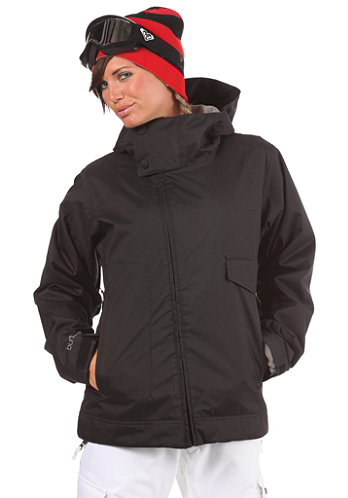 Womens Penelope Jacket 2012 true black