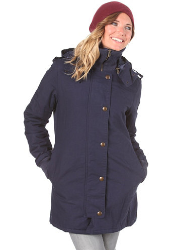 Womens Lemony Jacket navy