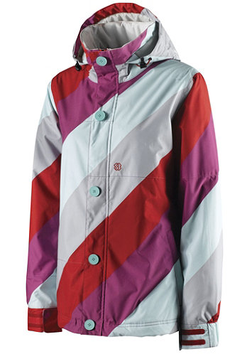 Womens Joy Jacket 2012 purple hazed slatend