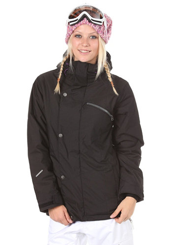 Womens Mosiac Jacket 2012 black