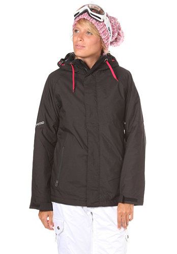 Womens Limelight Jacket 2012 black