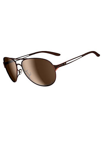 Womens Caveat brunette/bronze polarized