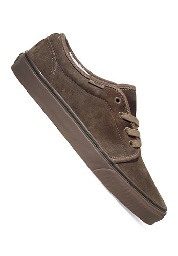 106 Fleece Vulcanized tk/dark gum