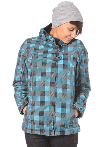Womens Checkerboard Jacket 2012 checkerboard plaid/castlerock