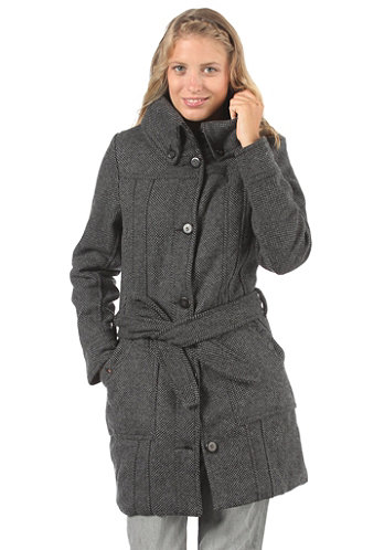 Womens Momo Jacket grey/aop