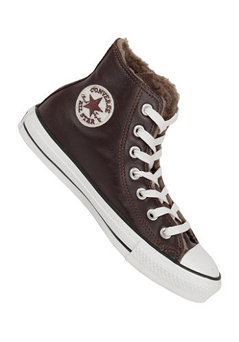 Chuck Taylor All Star Sherling Hi Lea chocolate