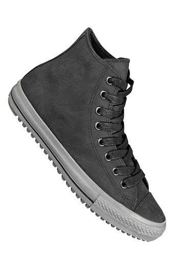 Chuck Taylor All Star Winterb Mid Lea black