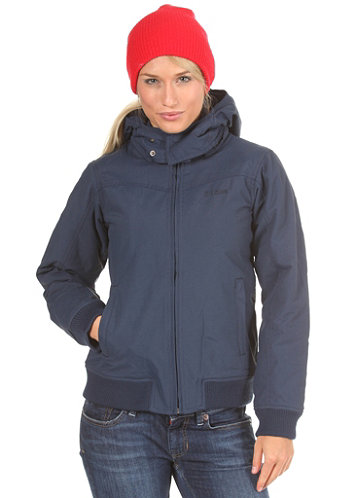 Womens Betty Jacket navy