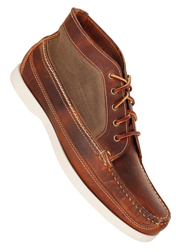 Classic Work Chukka Boat Copper rough & tough