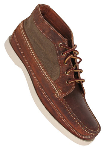 Classic Work Chukka Boat Concrete rough & tough
