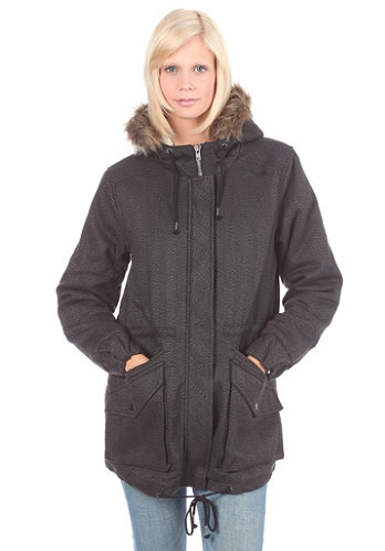 Womens Leocadie Jacket 2012 black