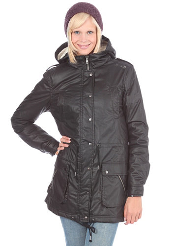 Womens Lucilia Jacket 2012 black