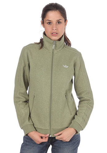 Womens Firebird Casual Tracktop Jacket medium grey heather