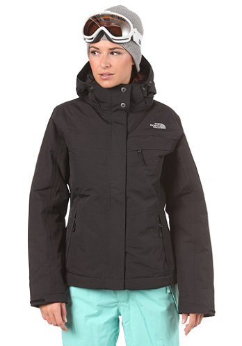 Womens Inlux Insulated Jacket 2012 tnf black