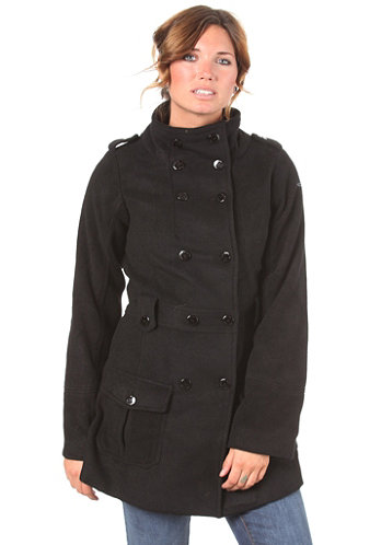 Womens Hannah Jacket black