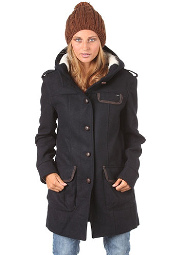 Womens Night Coming Jacket navy