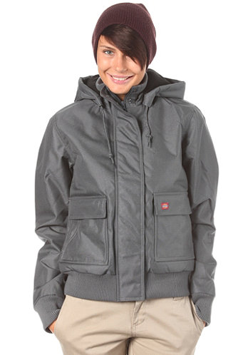 Womens Leanne 6.6 Jacket charcoal grey