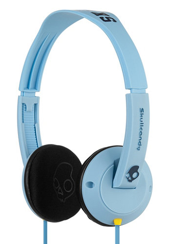 Uprock Headphones light blue