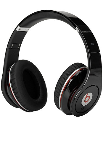 Studio beats by Dr. Dre Headphones black