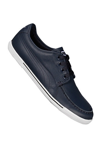 Benecio Mocc Toe new navy