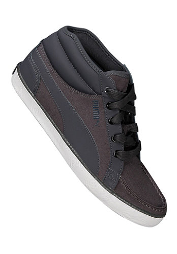 Chukka Serion Skate dark shadow/black
