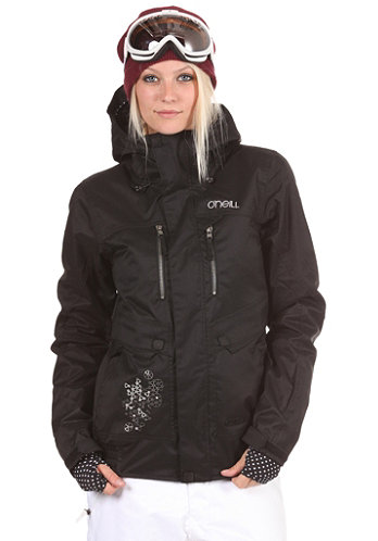 Womens Freedom Tourmaline Jacket black/out