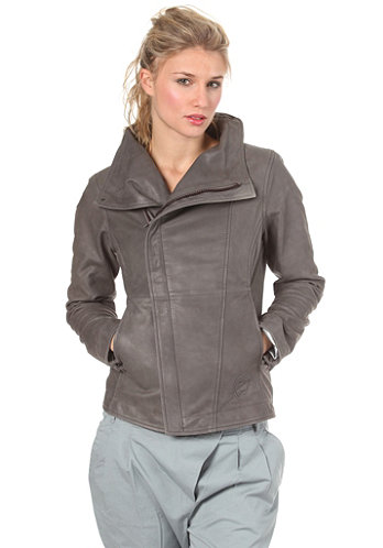 Womens Ebby Jacket gull grey
