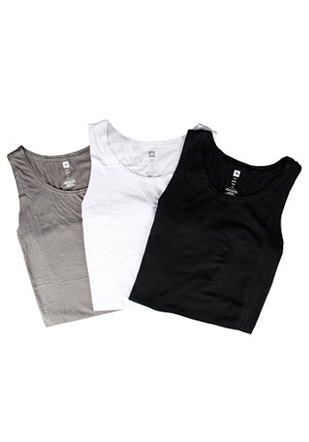 3 Pack Tanktop multi