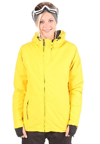 Womens Pearl Jacket 2012 yellow