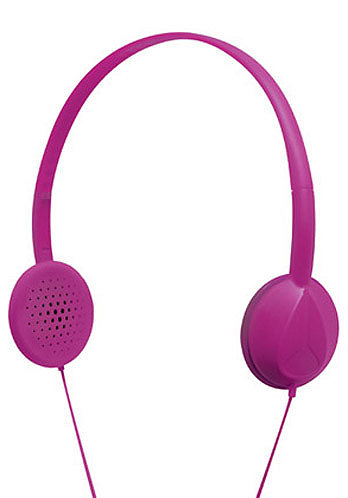 Whip Headphones rhodo