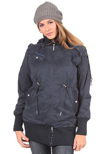 Womens Albertina Jacket dark blue