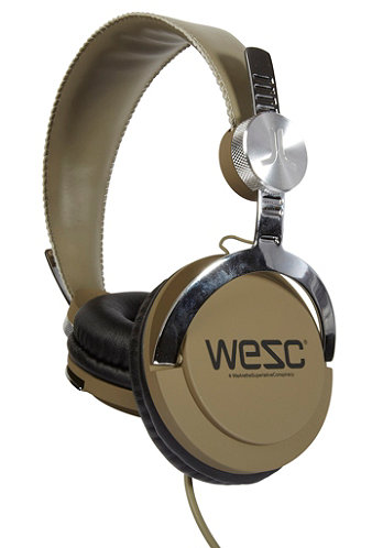 Bass DJ Headphones 2012 ivy green