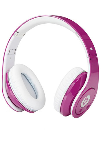 Studio beats by Dr. Dre Headphones pink