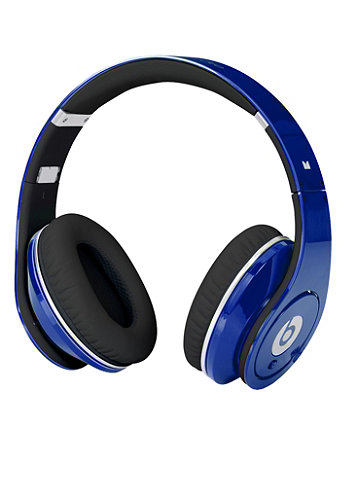Studio beats by Dr. Dre Headphones blue