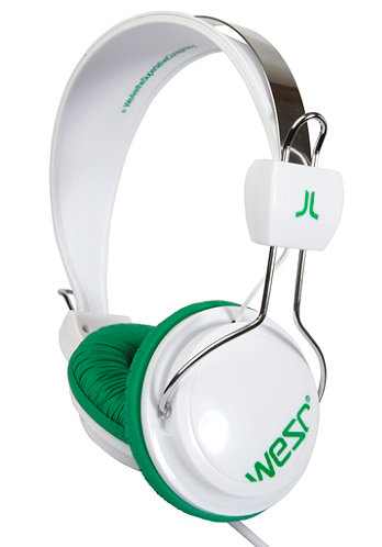 Bongo seasonal Headphones white