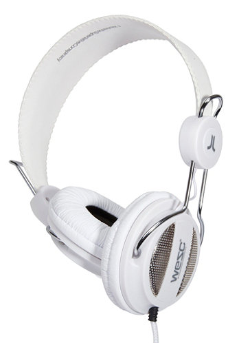 Oboe Headphones white