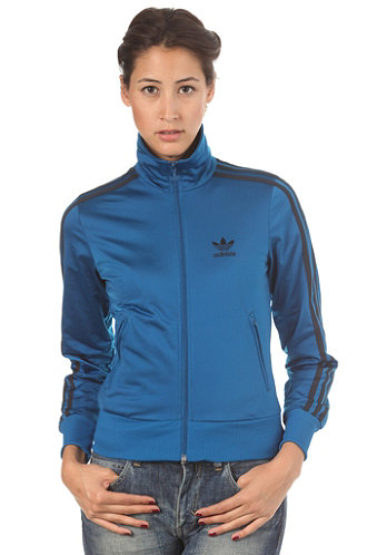 Womens Firebird Tracktop Jacket dark royal/dark royal