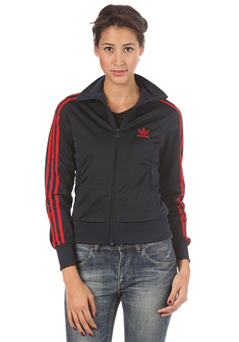 Womens Firebird Tracktop Jacket dark navy/uni